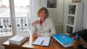 Cabinet psychologue Géraldine Kahn vue sur l'extérieur